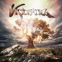 Visionatica: Enigma Fire, CD
