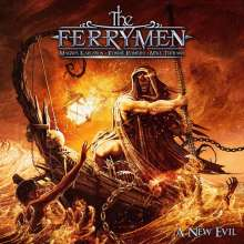 The Ferrymen: A New Evil, CD