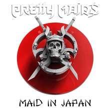 Pretty Maids: Maid In Japan: Future World Live, 1 CD und 1 DVD