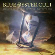 Blue Öyster Cult: Live At Rock Of Ages Festival 2016 (Limited Edition), 2 LPs