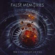 False Memories: The last Night of Fall, CD
