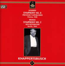 Hans Knappertsbusch dirigiert, CD