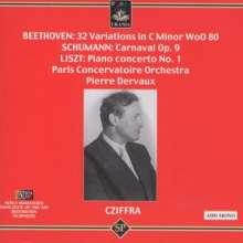 György Cziffra,Klavier, CD