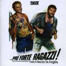 Filmmusik: Piu' Forte Ragazzi!, CD