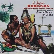 Filmmusik: Il Signor Robinson - Mostruosa Storia D'Amore E D'Avventure, CD