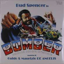 Guido & Maurizio De Angelis (Oliver Onions): Filmmusik: Bomber, LP