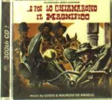 Filmmusik: E Poi Lo Chiamarono Il Magnifico, CD