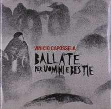 Vinicio Capossela: Ballate Per Uomini E Bestie, 2 LPs