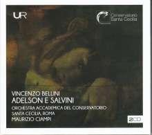 Vincenzo Bellini (1801-1835): Adelson e Salvini, 2 CDs