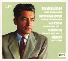 Herbert von Karajan - Rare Documents, 2 CDs