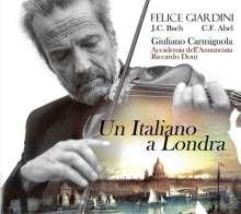 Felice Giardini (1716-1796): Violinkonzerte Nr.1-6, 2 CDs