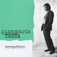 Gianmaria Testa: Montgolfieres (Limited Numbered Edition) (Blue Vinyl), LP