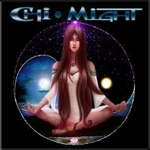 sina-drums: Chi Might (Limited-Edition) (signiert), CD