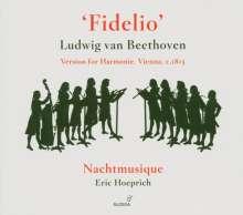 Ludwig van Beethoven (1770-1827): Fidelio (Harmoniemusik), CD