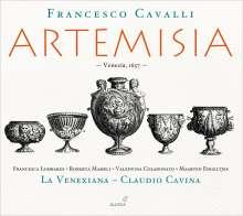 Francesco Cavalli (1602-1676): Artemisia (Venedig 1657), 3 CDs