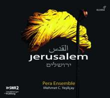 Pera Ensemble - Jerusalem, CD