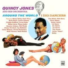Quincy Jones (geb. 1933): Around The World/I Dig Dancers, CD