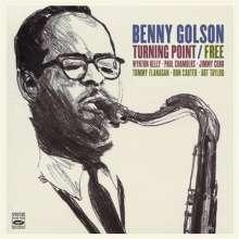 Benny Golson (geb. 1929): Turning Point / Free, CD