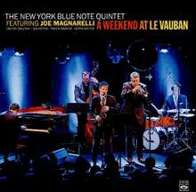 The New York Blue Note Quintet: A Weekend At Le Vauban, CD