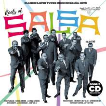 Roots Of Salsa Vol.1 - Classic Latin Tunes Become Salsa Hits, 1 LP und 1 CD