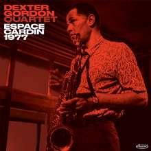Dexter Gordon (1923-1990): Espace Cardin 1977 (180g) (Limited-Edition), LP