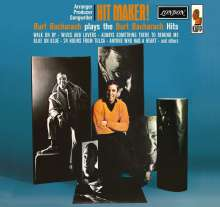 Burt Bacharach: Hit Maker!, LP