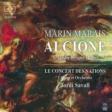 Marin Marais (1656-1728): Alcione (Tragedie lyrique 1706), 3 Super Audio CDs