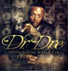 Dr. Dre: Instrumental World V.38, 3 LPs