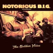The Notorious B.I.G.: The Golden Voice (Instrumentals), 2 LPs