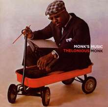 Thelonious Monk (1917-1982): Monk's Music, CD