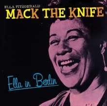 Ella Fitzgerald (1917-1996): Mack The Knife: Ella In Berlin, CD