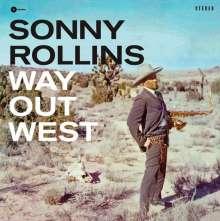 Sonny Rollins (geb. 1930): Way Out West (180g), LP