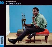 Miles Davis (1926-1991): Kind Of Blue (Digisleeve), CD
