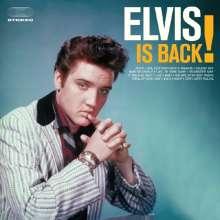 Elvis Presley (1935-1977): Elvis Is Back!, CD