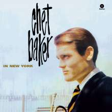 Chet Baker (1929-1988): In New York (remastered) (180g) (Limited Edition), LP