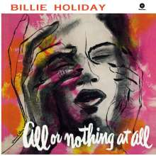 Billie Holiday (1915-1959): All Or Nothing At All (180g) (Limited-Edition), LP