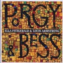 Louis Armstrong & Ella Fitzgerald: Porgy & Bess (24Bit Remaster), CD
