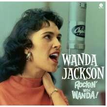 Wanda Jackson: Rockin' With Wanda! (180g) (Limited Edition), LP