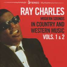 Ray Charles: Modern Sounds In Country And Western Music Vol. 1 & 2, CD