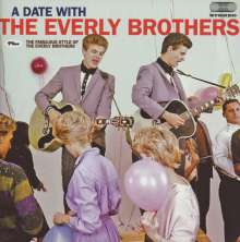 The Everly Brothers: A Date With The Everly Brothers / The Fabulous Style Of The Everly Brothers, CD