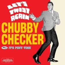 Chubby Checker: Let's Twist Again / It's Pony Time (+ 6 Bonustracks), CD