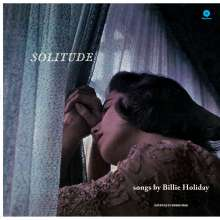 Billie Holiday (1915-1959): Solitude (+ 1 Bonustrack) (remastered) (180g) (Limited Edition), LP