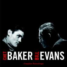 Chet Baker & Bill Evans: Complete Recordings (180g) (Limited Edition), 2 LPs