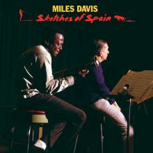Miles Davis (1926-1991): Sketches Of Spain + 1 Bonus Track (180g) (Limited Edition), LP