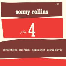 Sonny Rollins (geb. 1930): Plus 4 (180g) (Limited Edition) (+ 2 Bonustracks), LP