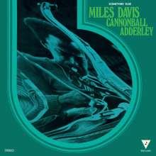Miles Davis & Cannonball Adderley: Somethin' Else (180g) (Limited Edition) +2 Bonustracks, LP