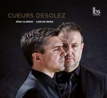 Carlos Mena - Cueurs Desolez, CD