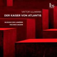 Viktor Ullmann (1898-1944): Der Kaiser von Atlantis, CD