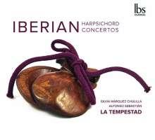 Iberian Harpsichord Concertos, CD