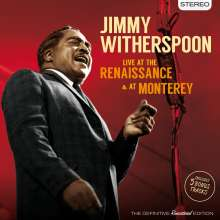 Jimmy Witherspoon: Live At The Renaissance & At Monterey (+ 5 Bonus Tracks), CD